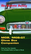 MGB, MGB-GT Glove Box Companion Catalogue
