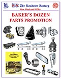 Graphic for half off sale on Triumph and MGB car parts